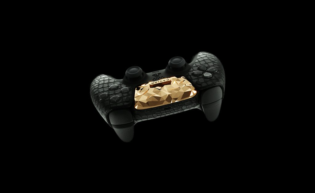 ps5 controller gold 3