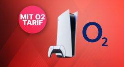 PS5 mit O2-Vertrag kaufen: So bekommt ihr jetzt die neue Konsole