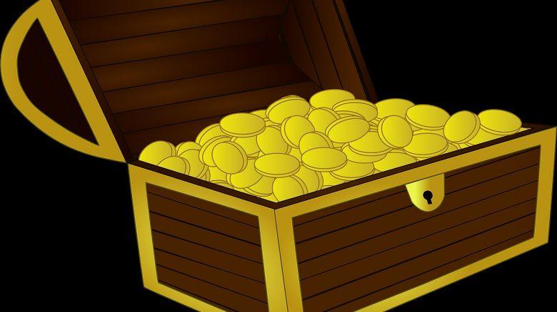 Ein Item in einem MMORPG ist 5.500 € wert, weil es so selten ist