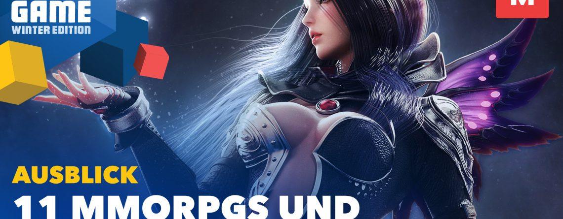 11 Gründe MMORPGs
