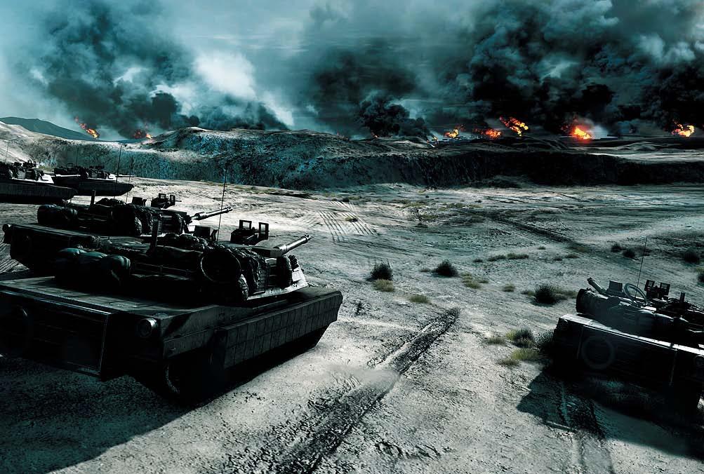 Battlefield 3 Panzer
