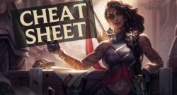 Cheat Sheet Set 4.5