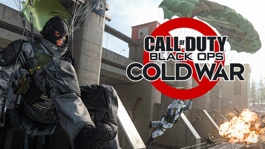 Call of Duty Warzone: Probleme mit Cold War