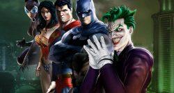 DC universe Online Batman Crew Titel