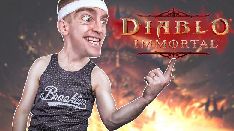 DIablo immortal Alpha Tester Titel