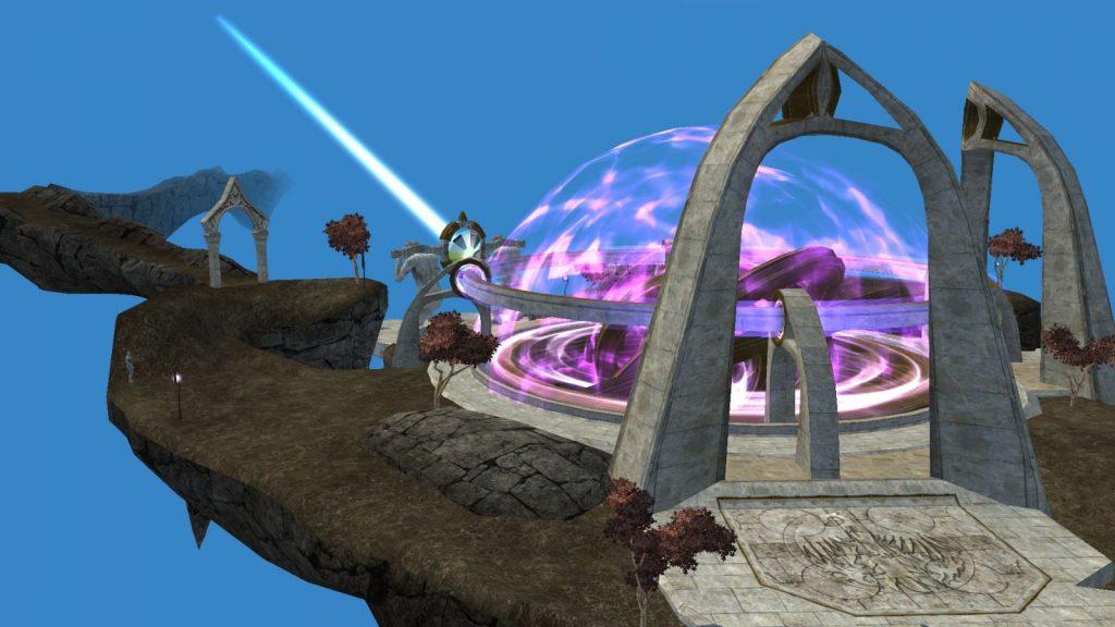 Dark Age of Camelot Trials of Atlantis
