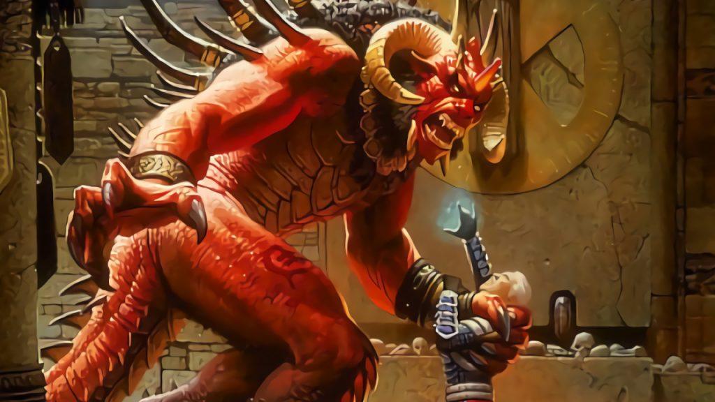 Diablo 2 artwork titel title 1280x720