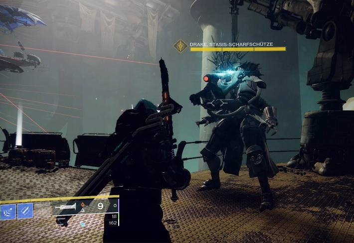 Drake Sniper Scharfschütze keine Gefahr Destiny 2