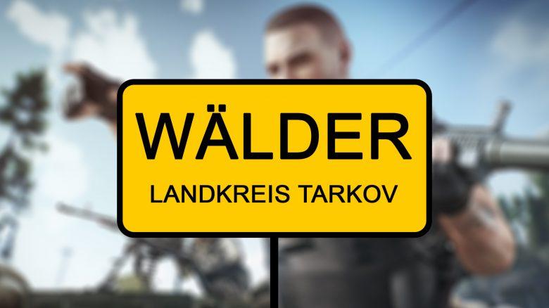 Escape from Tarkov: Alles zur Map Wälder 2021 – Loot, Spawns, Taktiken