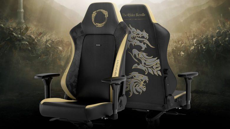 MMORPG ESO bekommt eigenen Gaming-Stuhl
