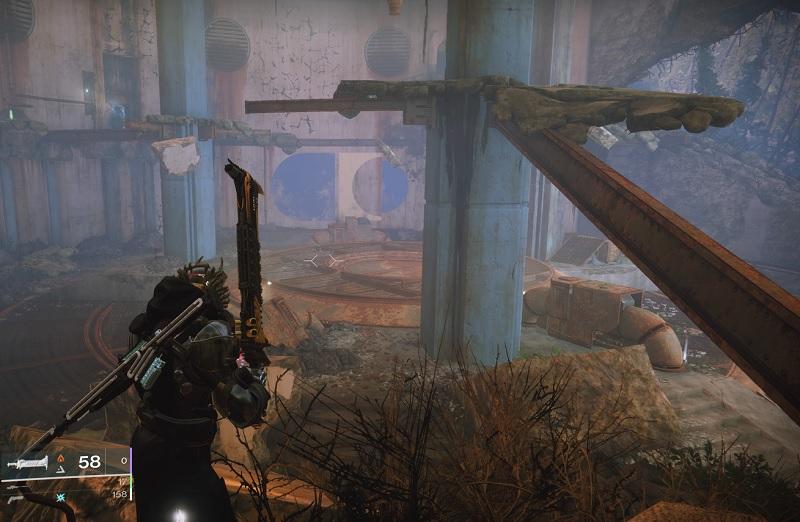 ETZ Reservor Boss Raum Destiny 2