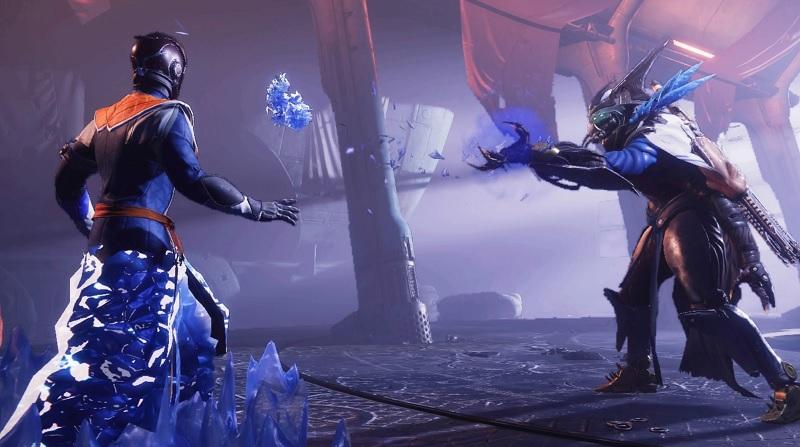 Eramis Stasis Hüter gefroren Destiny 2