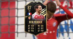 FIFA 21 Ben Yedder TOTW 17