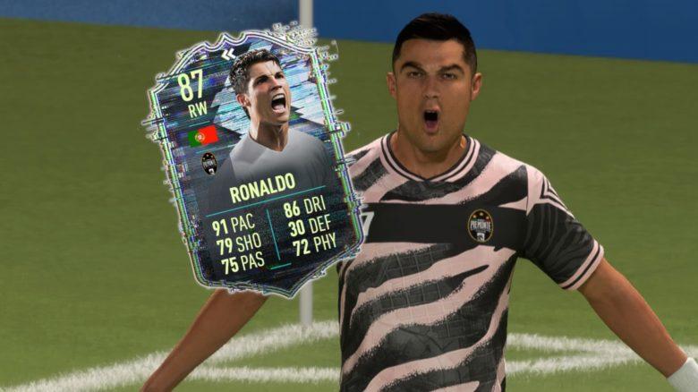 FIFA 21: SBC bringt bezahlbaren Flashback Ronaldo – Lohnt der sich?