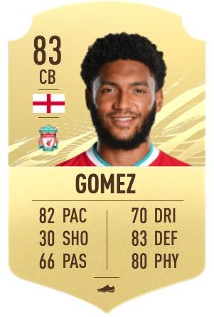 FIFA 21 Gomez