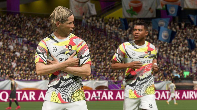 FIFA 21 Mbappe Torres titel