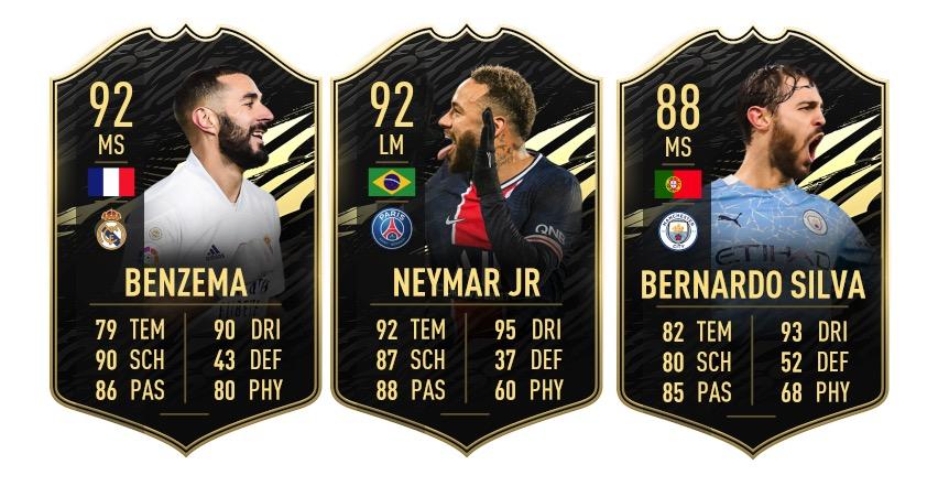 FIFA 21 TOTW 18