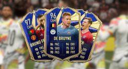 FIFA 21: Das TOTY-Mittelfeld ist ab sofort mit starken Karten live