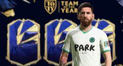FIFA 21: TOTY ist mit starken Karten gestartet – aber Messi fehlt