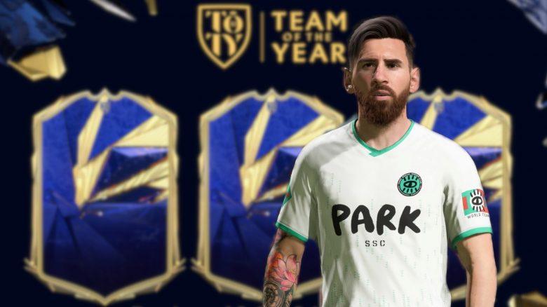 FIFA 21 TOTY Start