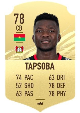 Tapsoba FIFA 21