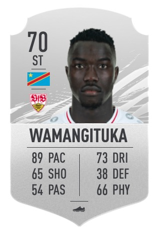 Wamangituka FIFA 21