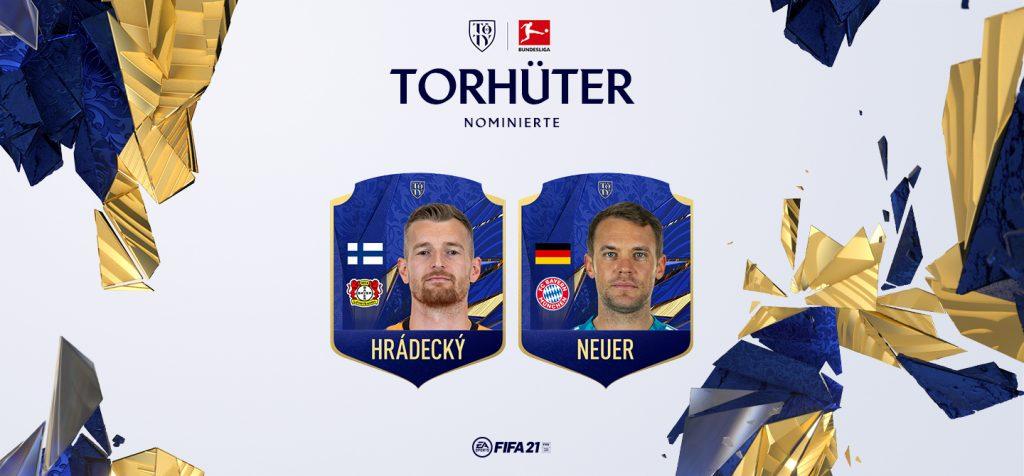 FIFA 21 TOTY