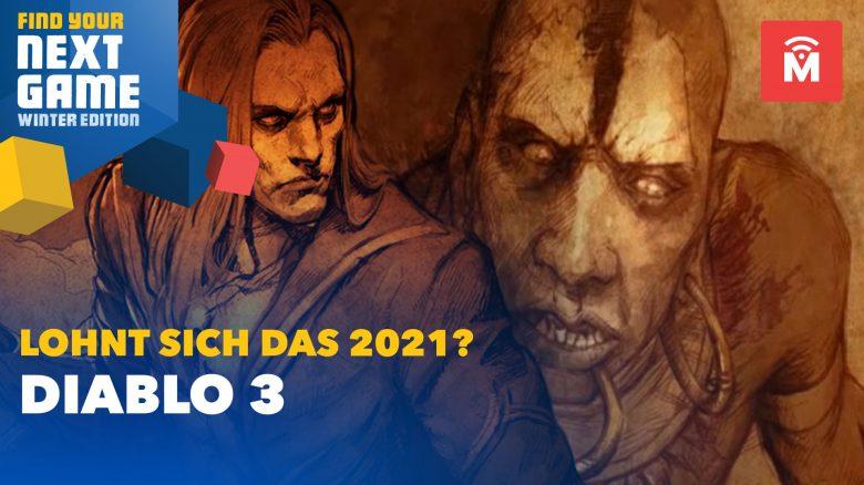 Lohnt sich Diablo 3 noch 2021?