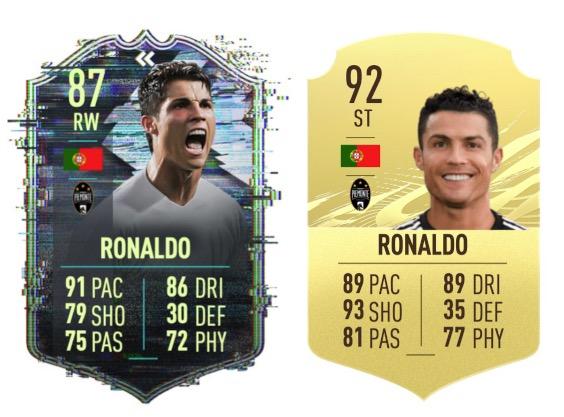 Ronaldo Flashback