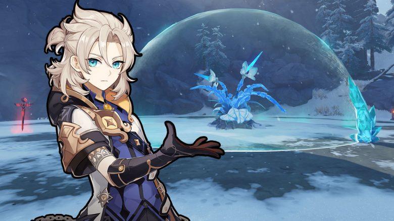 """Genshin Impact: So schließt du """"Frostiges Wunder"""" in unter 300 Sekunden ab"""