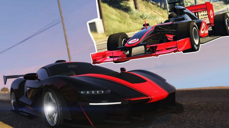 GTA Online Schnellste Autos 2021 Titel