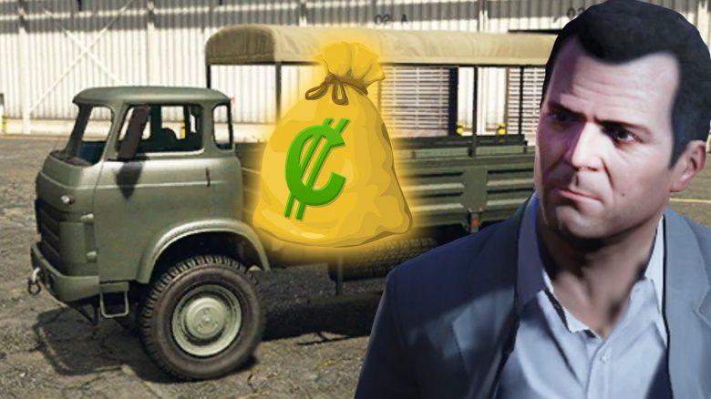 GTA Online: Neuer Militär-Truck kostet 1,6 Millionen $ – Lohnt sich das?
