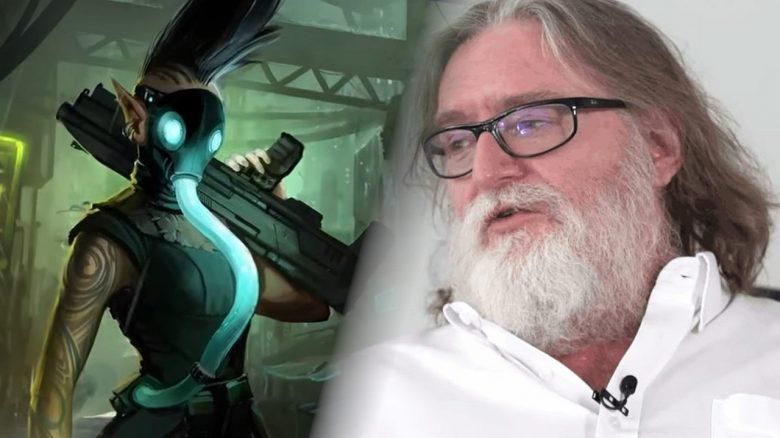 Steam-Boss spricht über Technik wie aus Shadowrun: Gehirn-Computer-Interface