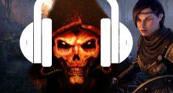 MeinMMO Podcast Diablo 2 ESO Titel