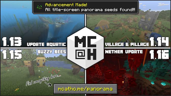 Minecraft Advancements Made