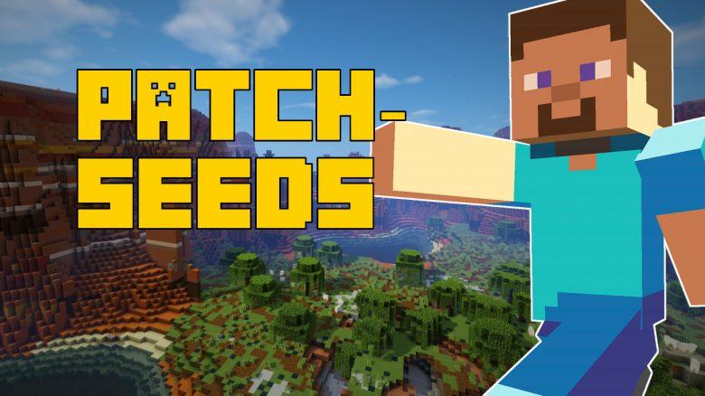 Minecraft Patch Seeds titel title 1280x720
