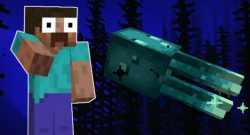 Minecraft glow Squid titel title small