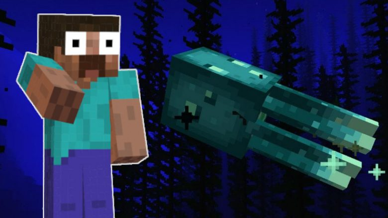 Minecraft bekommt leuchtende Tintenfische – Damit ihr gut protzen könnt