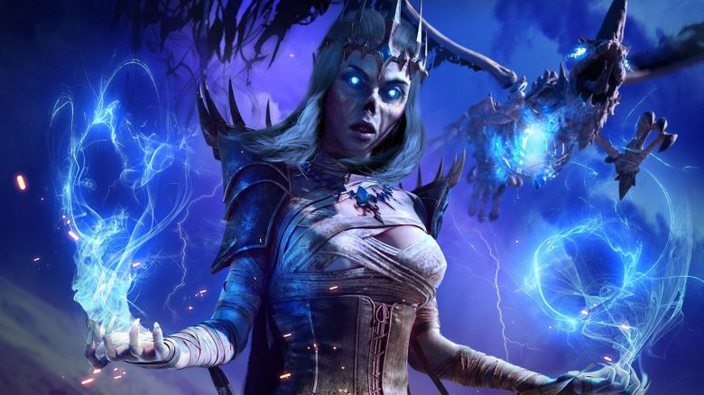 Neverwinter Valindra Shadowmantle Lich