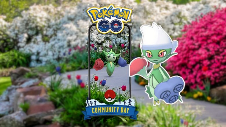 PoGo Rosalia Roserade Community Day