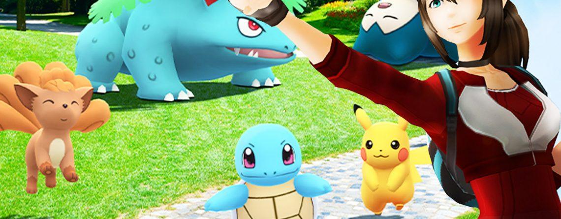 Pokémon GO Kanto Titel Trainer