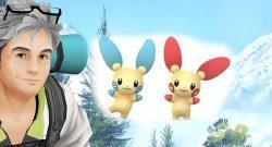Pokémon GO: Ihr wollt Minun und Plusle fangen? Spielt am Sonntag