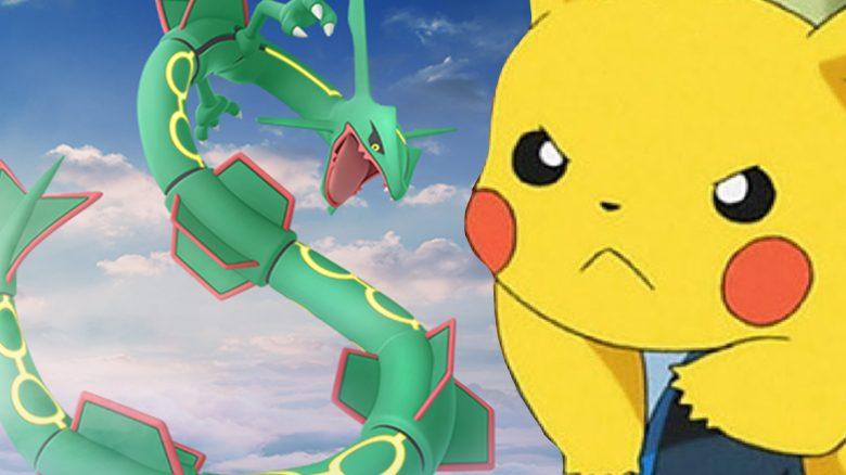 Pokémon GO Ray Pikachu Titel