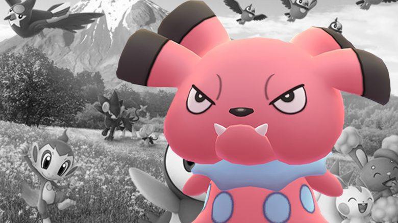 Pokémon GO Snubbul Mad Titel