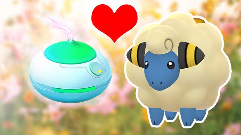 Pokémon GO Voltilamm Rauch Titel