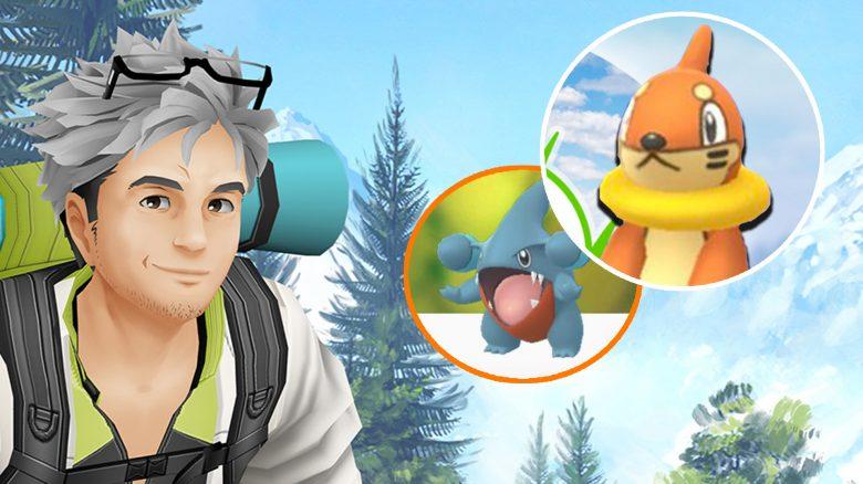 Pokémon GO bringt Sinnoh-Event mit Shiny-Bamelin und diesen Boni