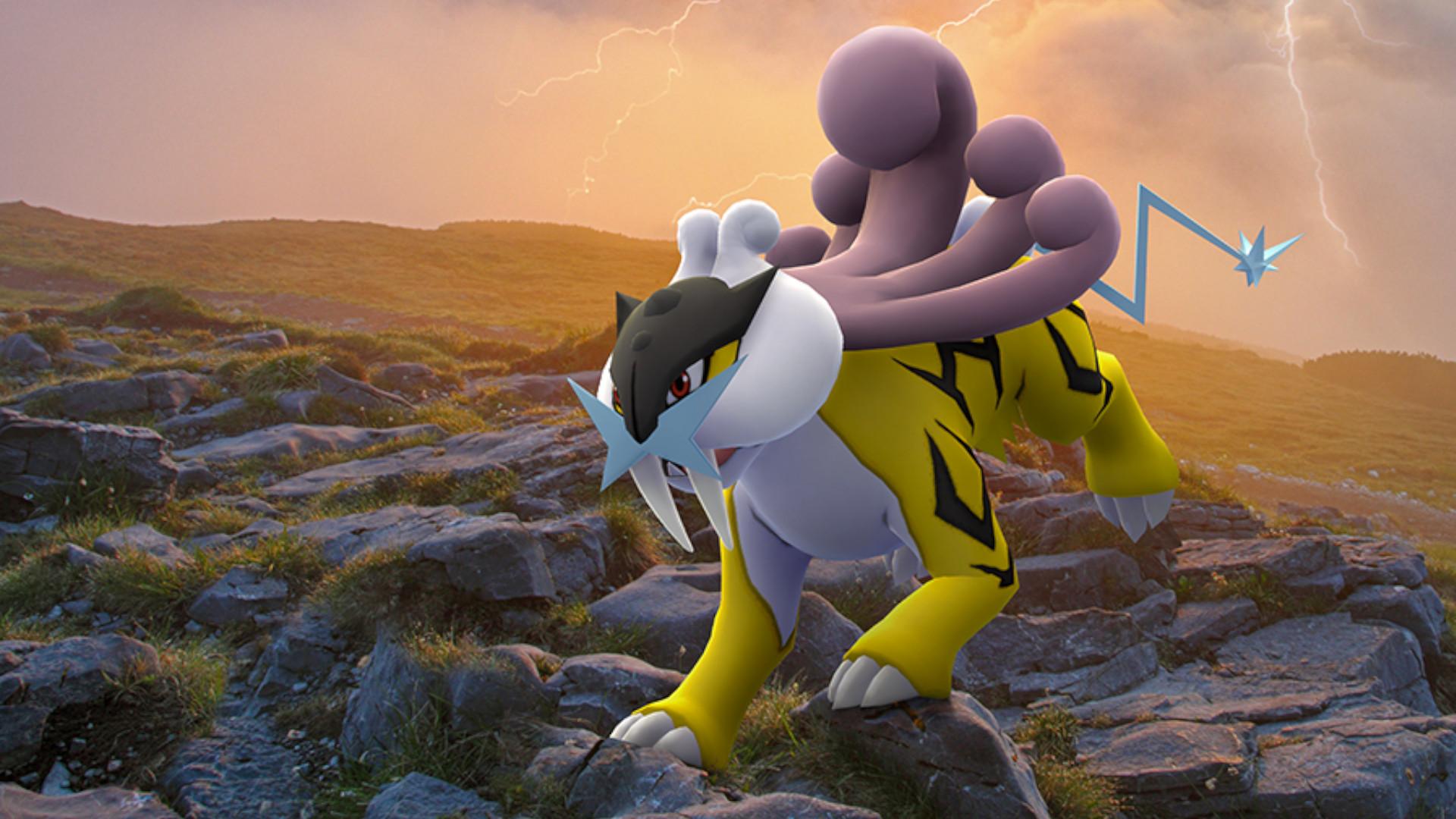 Pokémon GO: Raikou Konter - So schafft ihr den Raid