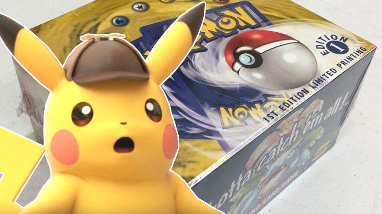 Jemand hat 396 Pokémon-Karten für 400.000$ gekauft – Und weiß nicht, was drin ist