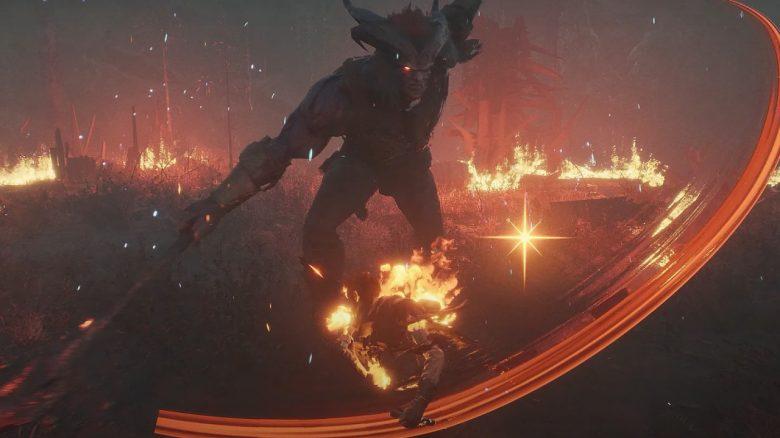Neues Online-Spiel mit riesigen Bossen angekündigt, erinnert an Dark Souls