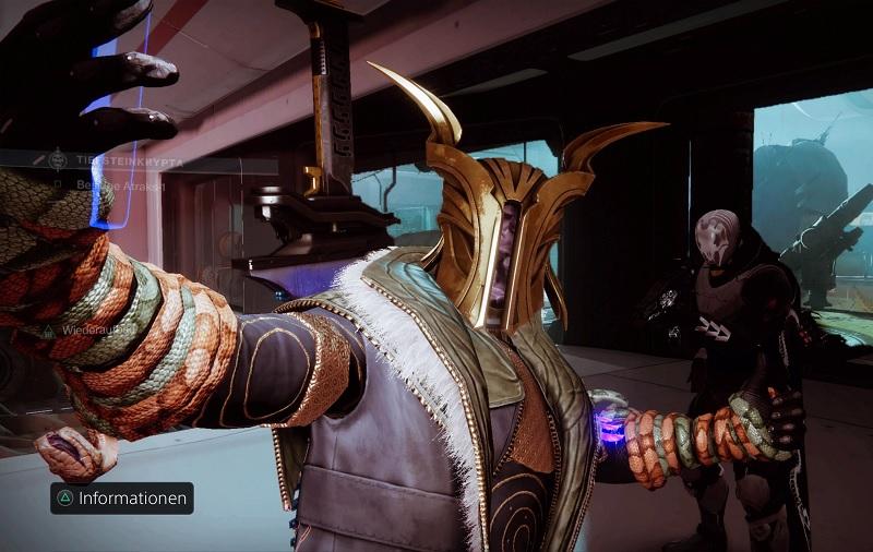 Raid Freunde Destiny Selfie Warlock Jäger